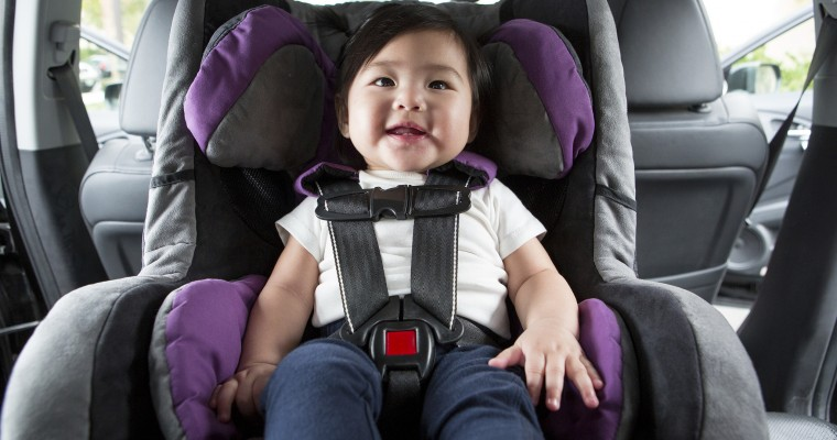 The Fascinating History of the Car Seat