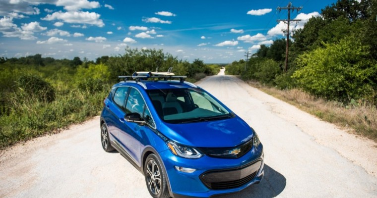 Save $6,500 or More on a Chevy Bolt in September