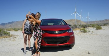 2019 Chevrolet Bolt EV Overview