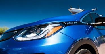 "Chevrolet Registers a New ""Bolt EUV"" Nameplate"