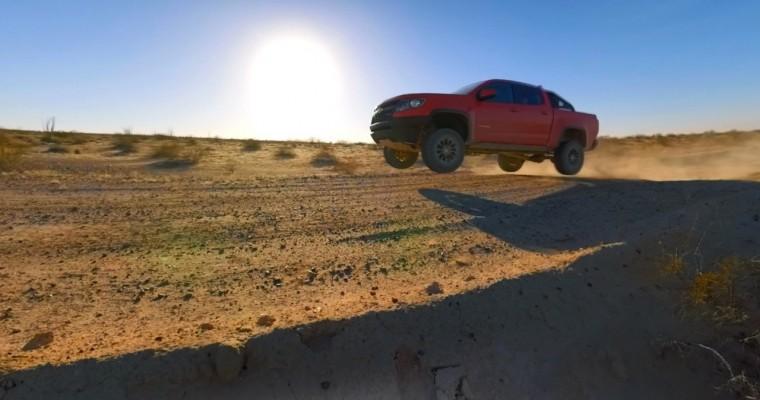 2019 Chevrolet Colorado Overview