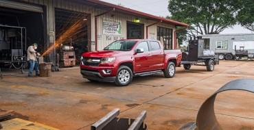 Chevrolet Offers Colorado Discount for February