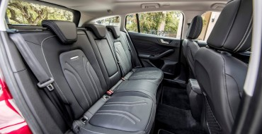Family-Friendly Ford Focus Offers More Backseat Space