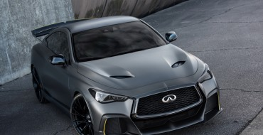 Infiniti Rolling Out New Hybrid Prototype