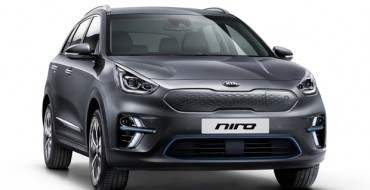 European Driving Range for Kia e-Niro Reaches 485 Kilometers