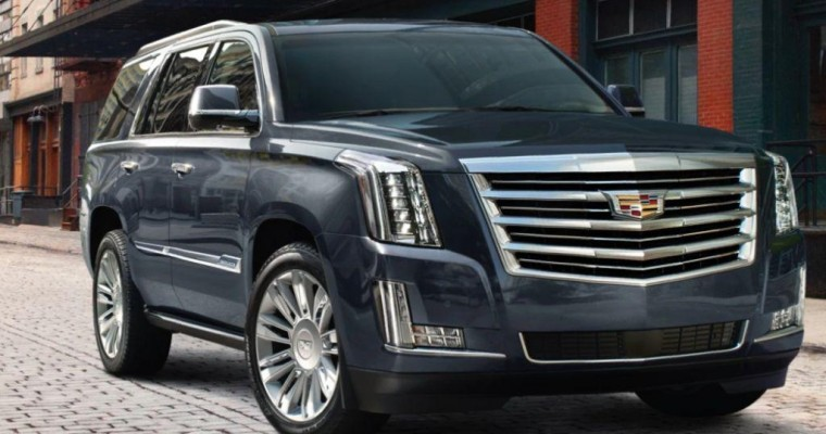 Save Big on the 2019 Cadillac Escalade in August