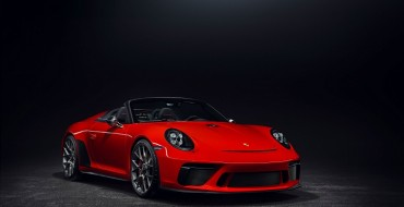 Porsche Speedster Goes Into Production