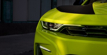 Camaro Concept Front Fascia Reportedly Set to Enter Production