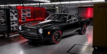 Chevrolet Pairs New Crate Engines with Classic Cars at the Upcoming SEMA Show