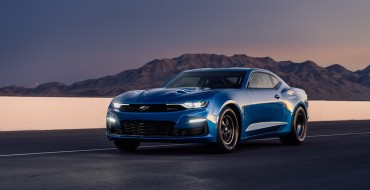 Is Chevrolet Planning an Electric Camaro?