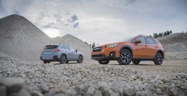 Subaru Crosstrek Named Best Subcompact SUV, Again