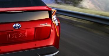 Toyota Prius Lineup Receives New Nomenclature