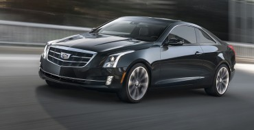 2019 Cadillac ATS Coupe Overview