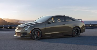 [PHOTOS] Cadillac Offers ATS-V and CTS-V in Limited Pedestal Editions