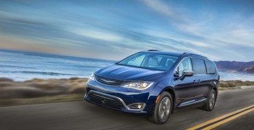 Greater Atlanta Automotive Media Association Names Chrysler Pacifica Hybrid Best Family Car