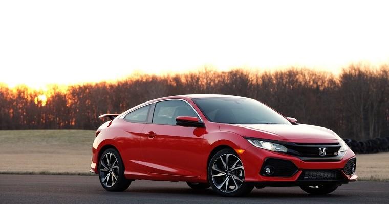 2019 Honda Civic Si Hits Dealership November 1