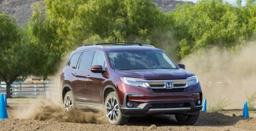 Honda Reports Record Truck Sales in September