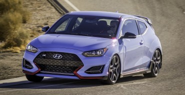 Hyundai Veloster N Named 2020 Road & Track Performance Car of the Year