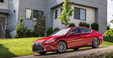 2019 Lexus ES Overview
