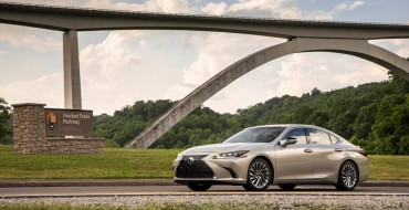 Lexus Cars See Sales Success as Lexus SUV Sales Decline During January