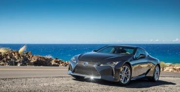 2019 Lexus LC Overview