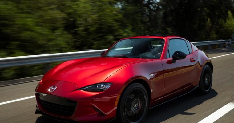 2019 Mazda MX-5 Miata Overview