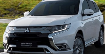 UK Sales Rank Mitsubishi Outlander PHEV in Top Spot for Plug-in Hybrid Models