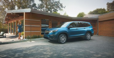 August Sales Increase for Honda Thanks to Refreshed 2019 Pilot