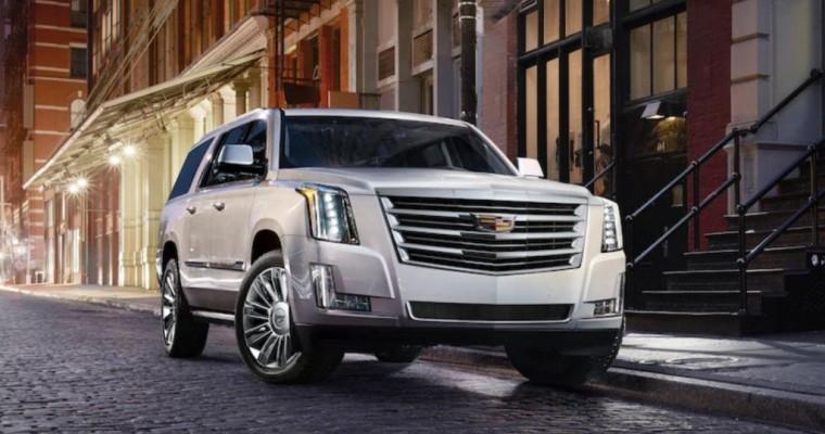 Next-Gen Cadillac Escalade Launching Next Year