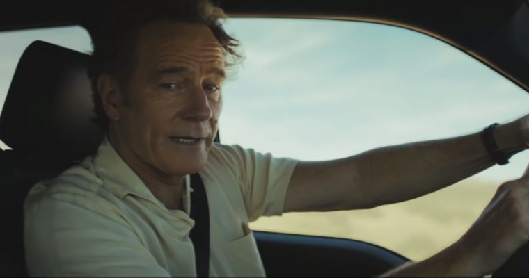 Bryan Cranston Shines in Built Ford Proud Commercials