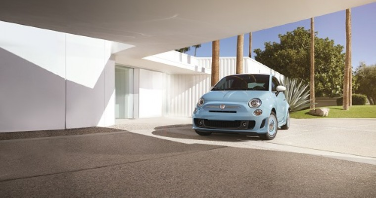 Retro Styling Applied to Fiat 500 for Standout Look