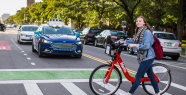 Ford Invites Collaboration in Creating Universal Language for Self-Driving Vehicles