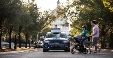 Ford to Conduct Self-Driving Testing in Washington, D.C.
