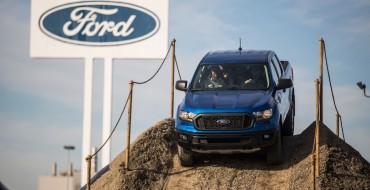 Joe Hinrichs Doesn't Think Ford Ranger Will Eat into F-150 Sales