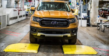 Ford Ranger Tops Cars.com 2020 American-Made Index