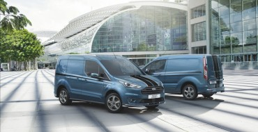 Ford Transit Custom PHEV Will Deliver 31 Miles of Zero-Emissions Driving