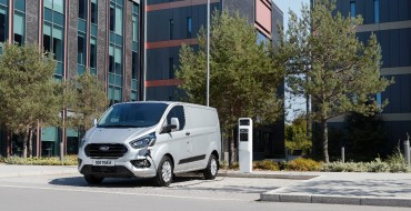 Ford Britain Kicks Off 2020 with Record CV Sales