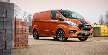 Fiesta, Transit Custom Lead Ford to Strong September Sales