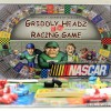 Griddly Headz Racing Review: A Head-to-Head NASCAR Brawling Board Game