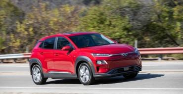 2019 Hyundai Kona and Kona Electric Make Car and Driver 10Best Trucks and SUVs List