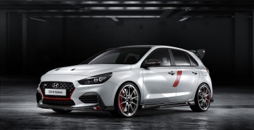 Hyundai 'N Option' Debuts at Paris Motor Show, Providing Ultimate Performance