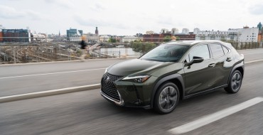 Lexus Announces Upcoming Entry-Level Model