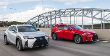 [PHOTOS] Lexus Reveals Interesting Details of Upcoming 2019 UX