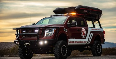 Nissan Brings 5 Unique Vehicles to SEMA