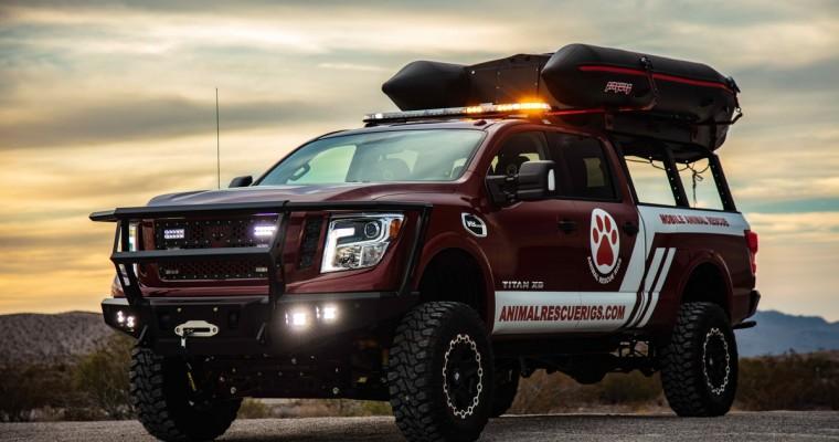 Nissan Brings 5 Unique Vehicles to SEMA