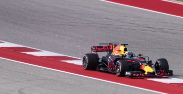 Circuit of the Americas Installs New Curbs Ahead of 2018 US GP