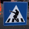 Dutch Town Installs Official Silly Walks Crosswalk