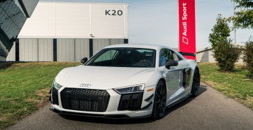 Only 10 Lucky People Will Have the Chance to Own This Special Edition Audi R8