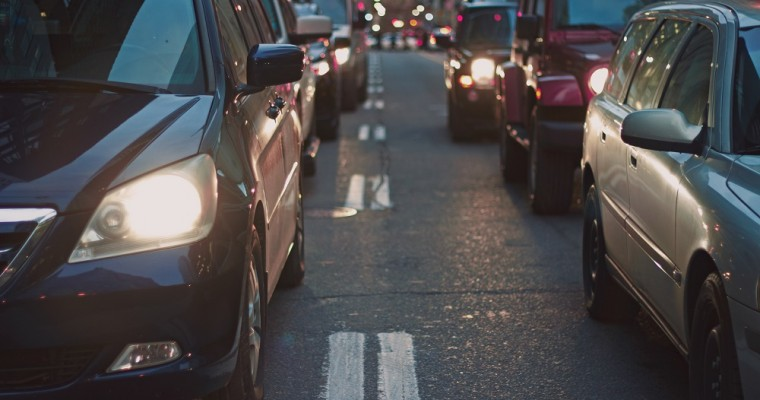 Study: Uber and Lyft Contribute to Traffic Congestion