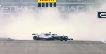 2018 Abu Dhabi GP: Hamilton Wins, Alonso Retires In Style